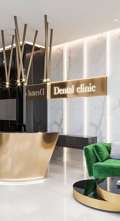 Дизайн клиники доктора Минко